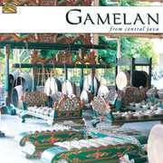 Gamelan from Central Java