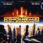Le Cinquieme Element (The Fifth Element) (Original Soundtrack) [Import] , Eric Serra