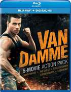 Van Damme 5-Movie Action Pack