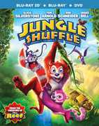 Jungle Shuffle , Chris Gardner