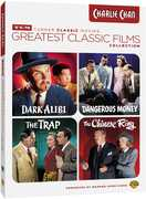 TCM Greatest Classic Films Collection: Charlie Chan , Jack Webb