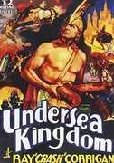 """The Undersea Kingdom , Ray """"Crash"""" Corrigan"""