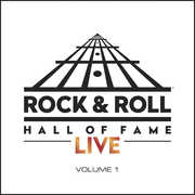 Rock And Roll Hall Of Fame Live: Volume 1 , Various Artists