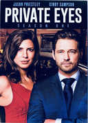Private Eyes: Season One , Cindy Sampson