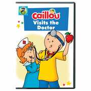 Caillou: Caillou Visits The Doctor