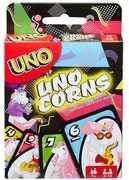 Mattel - Card Games - UNO-Corns