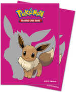 Pokemon Eevee 2019 65ct Deck Protector Sleeves