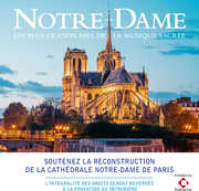 Notre Dame - Les Plus Grands Airs de la , Various Artists