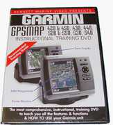 Garmin GPS Map: 420 and 450, 430, 440, 520 and 550, 530, 540