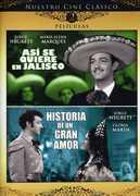 Asi Se Quiere en Jalisco & Historia Un Gran Amor , Dolores Camarillo