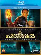 National Treasure 2: Book of Secrets , Nicolas Cage