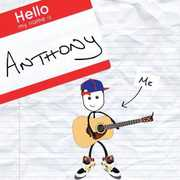 Hello My Name Is Anthony