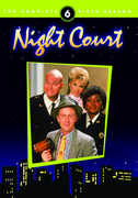 Night Court: The Complete Sixth Season , Harry Anderson