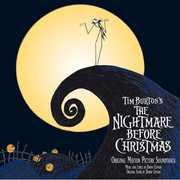 The Nightmare Before Christmas (Original Motion Picture Soundtrack) [Import] , Various Artists