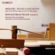 Piano Cons 18 & 22 , Ronald Brautigam
