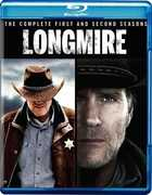 Longmire: The Complete First And Second Seasons , Robert Taylor