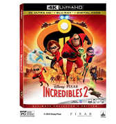 Incredibles 2 , Craig T. Nelson