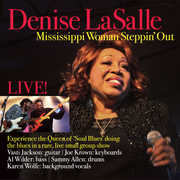 Mississippi Woman Steppin' Out: Live , Denise LaSalle