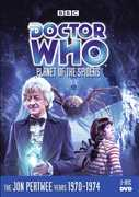 Doctor Who: Planet of the Spiders , Jon Pertwee