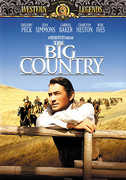 The Big Country , Gregory Peck