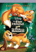 The Fox and the Hound /  The Fox and the Hound 2 2-Movie Collection , Sunrise Adams