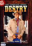 Destry: The Complete Series , Broderick Crawford