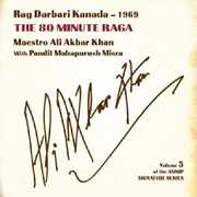 Signature Series, Vol. 3: Rag Darbari Kanada
