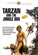 Tarzan and the Jungle Boy , Steve Bond