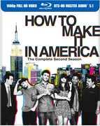 "How to Make It in America: Comp Second Season , Scott ""Kid Cudi"" Mescudi"
