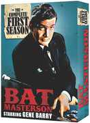Bat Masterson: The Complete First Season , Gene Barry