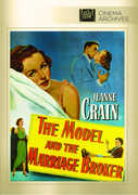 The Model and the Marriage Broker , Jeanne Crain