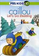 Caillou: Let's Go Sledding