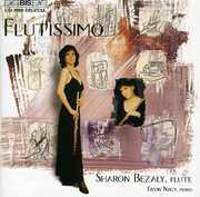 Flutissimo: Bezaly Plays Virtuoso Flute Music , Sharon Bezaly