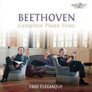 Complete Piano Trios , Ludwig van Beethoven