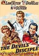 The Devil's Disciple , Burt Lancaster
