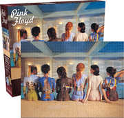 Pink Floyd - Back Art 1000 PC Jigsaw Puzzle