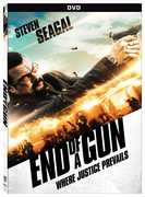 End of a Gun , Steven Seagal