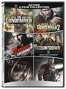 WWE: 6 Film Collection , Steve Austin