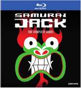 Samurai Jack: The Complete Series , Phil LaMarr