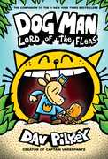 Dog Man, Vol 05: Lord of the Fleas
