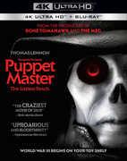 Puppet Master: The Littlest Reich , Michael Paré