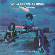 Why Dontcha [Import] , Bruce West & Laing