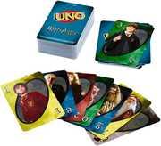 Mattel - Card Games - UNO Harry Potter