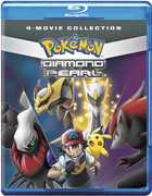 Pokemon Diamond And Pearl Movie Collection Standard