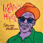 Strums The Blues , Lightnin Hopkins
