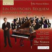 Ein Deutsches Requiem , Harry Christophers