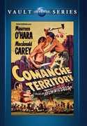 Comanche Territory , Maureen O'Hara