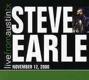 Live From Austin, Texas , Steve Earle