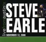 Live From Austin, Texas , Steve Earle