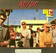 Dirty Deeds Done Dirt Cheap [Import] , AC/DC